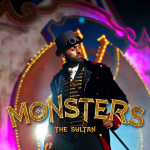Buzzing on our HALLOWEEN 2020 STEREO: The James Bond of Eastern meets Western Pop , 'The Sultan' a.k.a 'The Sultan of Pop' drops 'Monsters' with it's exquisite locations